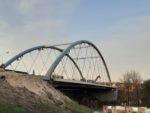 Przebudowa wiaduktu w ciągu DK5 w Bydgoszczy, podwieszenie prętowe