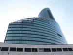 Biurowiec SkyTower we Wrocławiu - zbrojenie skręcane SAS 550/620 na styku trzonu i elementów dochodzących